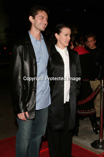 Debi Mazar &amp; guest<br />AFI Film Festival World Premiere of &quot;House of Sand and Fog&quot; <br />Cinerama Dome at ArcLight<br />Hollywood, California, USA<br />Sunday, November 9, 2003<br />Photo By Celebrityvibe.com/Photovibe.com