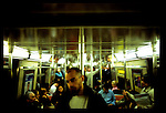 SUbway car, New York...New York City.  Street PhotographyNew York City, New York.  Street Photography from Manhattan and Brooklyn.  Subway, Union Square, Metro Stations, New York City Skyline, Michael Rubenstein, Matt Nager, Jacob Pritchard.