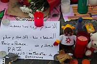 2017 08 19 Barcelona post Daesh atack