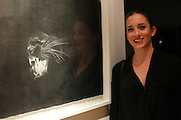"Marissa Textor attends L'Art Projects Exhibition, ""Landmark"" on March 29, 2014."