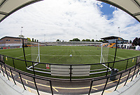 General view of the Stadium ahead of the pre season friendly match between Slough Town and Wycombe Wanderers at Arbour Park Stadium, Slough, England on 8 July 2017. Photo by Andy Rowland.