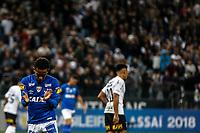 SÃO PAULO,SP,  25.07.2018 - CORINTHIANS-CRUZEIRO - Rafinha do Cruzeiro durante partida contra o Corinthians, em jogo válido pela 15ª rodada do Campeonato Brasileiro 2018, na Arena do Corinthians, em São Paulo, nesta quarta-feira, 25. (Foto: Alisson Frazão/Brazil Photo Press)