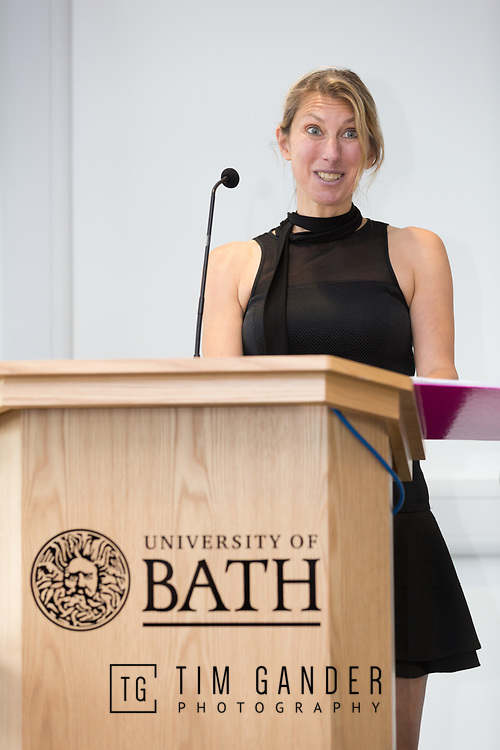 29289 Bath Award 01 June 2017<br /> <br /> The Bath Award 2017 is presented by Pro-Vice-Chancellor (Learning and Teaching) Professor Peter Lambert.<br /> <br /> Isabella Stefanutti, head of the Foreign Languages Centre, talks about the introduction of the cultural awareness strand of the award.<br /> <br /> Client: Samantha Chaffey, Bath Award Manager.