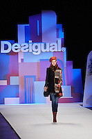 Desigual FW 2016 on February 11, 2016 (Photo by Janine Silver/Guest Of A Guest)