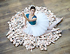 TOWER OF ROYAL BALLET POINTE SHOES TO LAUNCH NEW COMPETITION AT THE ROYAL OPERA HOUSE<br /> <br /> Royal Ballet dancers and new acrylic tower filled with pointe-shoes for a new competition<br /> Paul Hamlyn Hall, Royal Opera House, Covent Garden, London, Great Britain <br /> 24 March 2014 <br /> <br /> <br /> Royal Ballet dancers Yasmine Naghdi and Marcelino Sambé with the tower<br /> <br /> The Royal Opera House is opening a competition to raise awareness of the Royal Opera House Foundation&rsquo;s Pointe Shoes Appeal with the display of a specially designed acrylic tower containing pointe shoes donated by Royal Ballet dancers representing the number of pointe-shoes used in a week.<br /> <br /> Each Season, the Royal Opera House spends over &pound;250,000 on pointe shoes, flat ballet shoes, character shoes, ribbon, elastic and detailing relevant to each production. Contributions through their annual Pointe Shoes Appeal underpin the work of The Royal Ballet by helping to fund the essential costs of ballet shoes.