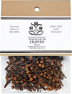 20905 Whole Cloves, Caravan 1 oz, India Tree Storefront
