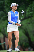 Minjee Lee (AUS) watches her putt on 2 during round 3 of  the Volunteers of America Texas Shootout Presented by JTBC, at the Las Colinas Country Club in Irving, Texas, USA. 4/29/2017.<br /> Picture: Golffile | Ken Murray<br /> <br /> <br /> All photo usage must carry mandatory copyright credit (&copy; Golffile | Ken Murray)
