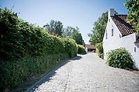 """Kwaremont"" village > Kluisbergen<br /> <br /> cycling hotspots & impressions in the Vlaamse Ardennen (Flemish Ardennes) <br /> <br /> Cycling In Flanders <br /> Flanders Tourist Board<br /> <br /> ©kramon"