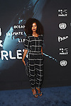 Model Eden Amare Attends President of the General Assembly of the United Nations and Parley Oceans Launch Event