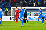 01.12.2018, wirsol Rhein-Neckar-Arena, Sinsheim, GER, 1 FBL, TSG 1899 Hoffenheim vs FC Schalke 04, <br /> <br /> DFL REGULATIONS PROHIBIT ANY USE OF PHOTOGRAPHS AS IMAGE SEQUENCES AND/OR QUASI-VIDEO.<br /> <br /> im Bild: Frust bei Nico Schulz (TSG 1899 Hoffenheim #16)<br /> <br /> Foto © nordphoto / Fabisch