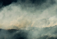 Eight Mile Fire near Canon City, CO. June 27, 2014