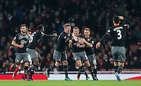 Arsenal v Southampton - EFL Cup QF - 30.11.2016