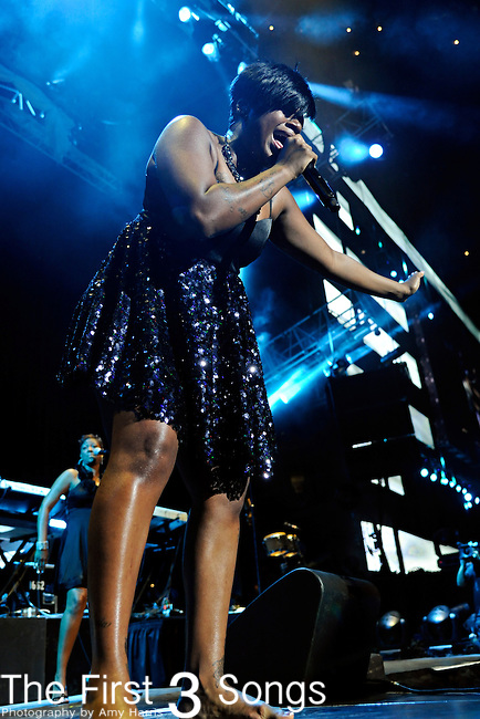 Fantasia Barrino performs at the 2011 Essence Music Festival on July 1, 2011 in New Orleans, Louisiana at the Louisiana Superdome.