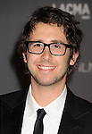 LOS ANGELES, CA - OCTOBER 27: Josh Groban arrives at LACMA Art + Film Gala at LACMA on October 27, 2012 in Los Angeles, California.