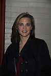One Life To Live Gina Tognoni - 9th Annual Daytime Stars & Strikes Charity Event to benefit The American Cancer Society hosted by Jerry verDorn and Liz Keifer on October 7, 2012 at Bowlmor Lanes Times Square, New York City, New York.  (Photo by Sue Coflin/Max Photos)