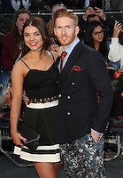 Neil Jones at the Deepwater Horizon European Premiere at Cineworld Leicester Square, London on September 26th 2016<br /> CAP/ROS<br /> &copy;Steve Ross/Capital Pictures /MediaPunch ***NORTH AND SOUTH AMERICAS ONLY***