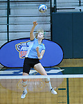 Tulane defeats Sam Houston State 3-0 in the first match of the Allstate Sugar Bowl Collegiate Classic.