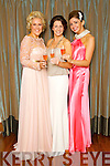 Mary Stapleton, Tina Griffin and Carol Kennelly pictured at Hi Style awards, held in the Silver Springs hotel, Cork on Saturday.