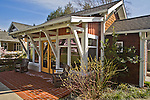 Ericksen Cottages, Bainbridge Island, innovative, energy conserving, built green, cottage houses, built by the Cottage Company, Seattle, Washington, Pacific Northwest, USA, common house