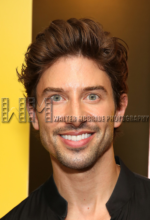 """Nick Adams attends the Broadway screening of the Motion Picture Release of """"The Lion King"""" at AMC Empire 25 on July 15, 2019 in New York City."""