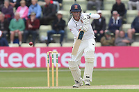 Tom Westley in batting action for Essex during Worcestershire CCC vs Essex CCC, Specsavers County Championship Division 1 Cricket at Blackfinch New Road on 11th May 2018