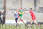 Sean Maunsell scores Kerry's goal.