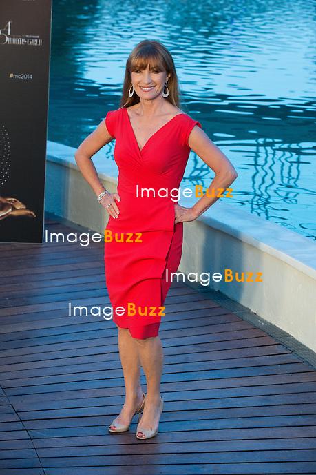 Jane Seymour attends Gala at the Monte Carlo Beach Hotel on June 8, 2014 in Monte-Carlo, Monaco