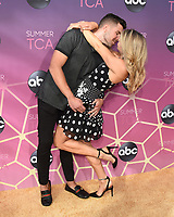 05 August 2019 - West Hollywood, California - Chris Randone, Krystal Nielson. ABC's TCA Summer Press Tour Carpet Event held at Soho House.   <br /> CAP/ADM/BB<br /> ©BB/ADM/Capital Pictures