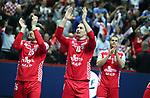 12.01.2018., Croatia, Spaladium Arena, Split - European Handball Championship, Group B, 1st Round, Croatia - Serbia. . Manuel Strlek, Igor Karacic. <br /> <br /> Foto &copy; nordphoto / Ivo Cagalj/PIXSELL