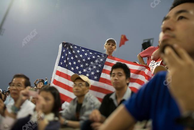 Women's Softball final, USA vs Japan, Fengtai Field, Summer Olympics, Beijing, China, August 21, 2008