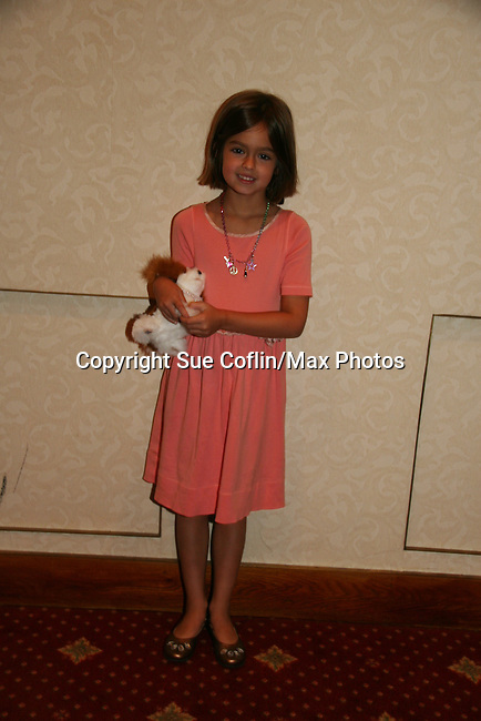 "Haley Evans ""Miranda"" attends All My Children Fan Luncheon on September 13, 2009 at the New York Helmsley Hotel, NYC, NY. (Photo by Sue Coflin/Max Photos)"