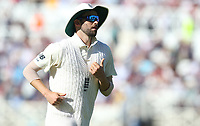 England's Mark Wood<br /> <br /> Photographer Stephen White/CameraSport<br /> <br /> Investec Test Series 2017 - Second Test - England v South Africa - Day 3 - Sunday 16th July 2017 - Trent Bridge - Nottingham<br /> <br /> World Copyright &copy; 2017 CameraSport. All rights reserved. 43 Linden Ave. Countesthorpe. Leicester. England. LE8 5PG - Tel: +44 (0) 116 277 4147 - admin@camerasport.com - www.camerasport.com
