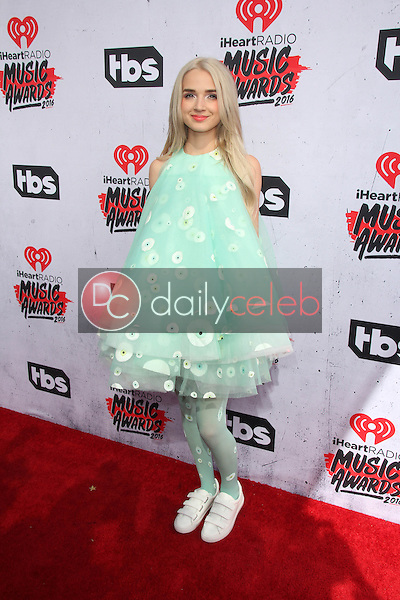 That Poppy<br /> at the iHeart Radio Music Awards 2016 Arrivals, The Forum, Inglewood, CA 04-03-16<br /> David Edwards/DailyCeleb.com 818-249-4998