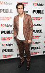 """Jake Gyllenhaal attends the """"Sea Wall / A Life"""" opening night at The Public Theater on February 14, 2019, in New York City."""