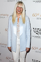 BEVERLY HILLS, CA, USA - MARCH 29: Sia, Sia Furler at The Humane Society Of The United States 60th Anniversary Benefit Gala held at the Beverly Hilton Hotel on March 29, 2014 in Beverly Hills, California, United States. (Photo by Xavier Collin/Celebrity Monitor)
