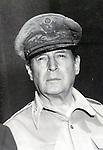 Undated, Japan - Douglas MacArthur (1880-1964) in Japanese years circa 1945-1951. He had ordered on August 29, 1945 to exercise authority through the Japanese government machinery, including Emperor Hirohito. MacArthur as Supreme Commander of the Allied Powers in Japan and his GHQ staff helped a devastated Japan rebuild itself, institute a democratic government, and chart a course that made Japan one of the world's leading industrial powers.  (Photo by Kingendai Photo Library/AFLO)