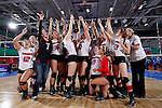2011 W DIII Volleyball
