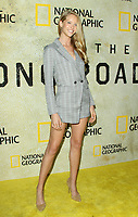 """30 October 2017 - Los Angeles, California - Abby Champion. National Geographic's """"The Long Road Home"""" Premiere held at Royce Hall in UCLA in Los Angeles. Photo Credit: AdMedia"""