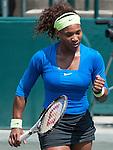 Serena Beats Erakovic 6-2 6-2