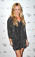 Cat Deeley attends the WGSN Global Fashion Awards at the Victoria & Albert Museum on October 30, 2013 in London, England