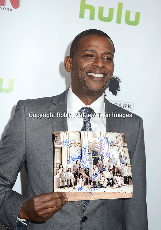"""Darnell Williams attends the New York Premiere of """"All My Children"""" and. """"One Life to Live """" on April 23, 2013 at NYU Skirball Theatre in New York City. Prospect Park is producing the shows and they will air on www.hulu.com starting on April 29, 2013."""