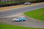 Tim Snaylam - Allied Nippon Volkswagen Golf Golf GTi Mk5 & Nick Beaumont - Volkswagen Racing UK Volkswagen Golf GTI Mk6