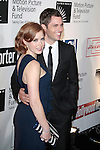 James Marsden and Amy Adams at 'A Fine Romance' at Sony Studios, Los Angeles, California..Photo by Nina Prommer/Milestone Photo
