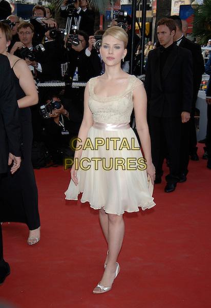 "=..""Match Point"" screening red carpet arrivals..Cannes Film Festival, France..Ref: PL..www.capitalpictures.com..sales@capitalpictures.com..©Capital Pictures.."