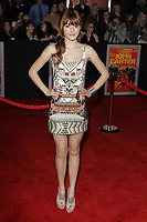 """LOS ANGELES - FEB 22:  Bella Thorne at the  """"John Carter"""" Premiere at the Regal LA Live on February 22, 2012 in Los Angeles, CA12"""