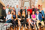 Strickly Come Dancing Xmas Party: The dancers who took part in the recent Strictly Come Dancing event held in the Listowel Arms hotel in aid of the Listowel branch of the Kerry Parents & Friends enjoying themselves at Eabha Joan's Restaurant, Listowel on Friday night last.