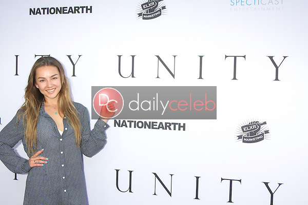 "Lexi Ainsworth<br /> <br /> at the ""Unity"" Documentary World Premeire, Director's Guild of America, Los Angeles, CA 06-24-15"