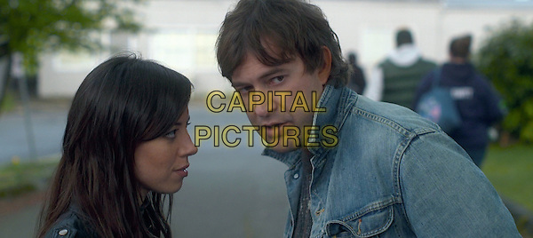 Aubrey Plaza, Mark Duplass<br /> in Safety Not Guaranteed (2012) <br /> *Filmstill - Editorial Use Only*<br /> CAP/NFS<br /> Supplied by Capital Pictures