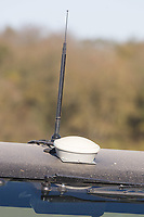 GPS aerial and receiver <br /> Picture Tim Scrivener 07850 303986<br /> &hellip;.covering agriculture in the UK&hellip;.