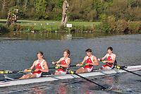 343 RAD .Reading Rowing Club Small Boats Head 2011. Tilehurst to Caversham 3,300m downstream. Sunday 16.10.2011